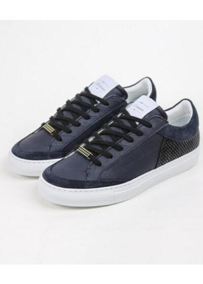 blauw-sneaker