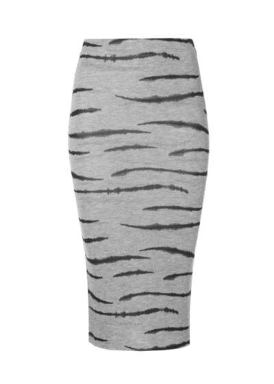 striped-skirt