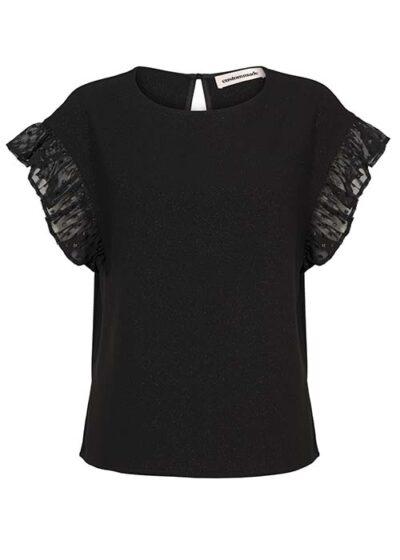 zwart-bloesje