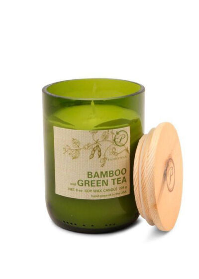 bamboo green tea