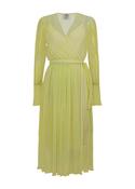 geel kleed
