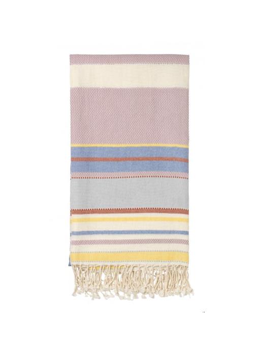 BECKSONDERGAARD MIRAL LILA TOWEL