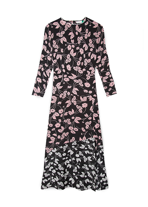 RIXO LISA DRESS