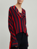 JOSEPH-Leigh-Military-Stripe-Blouse-Navy-Red-jf0019550373-3