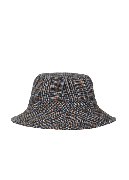 BECKSONDERGAARD CHECKED HAT