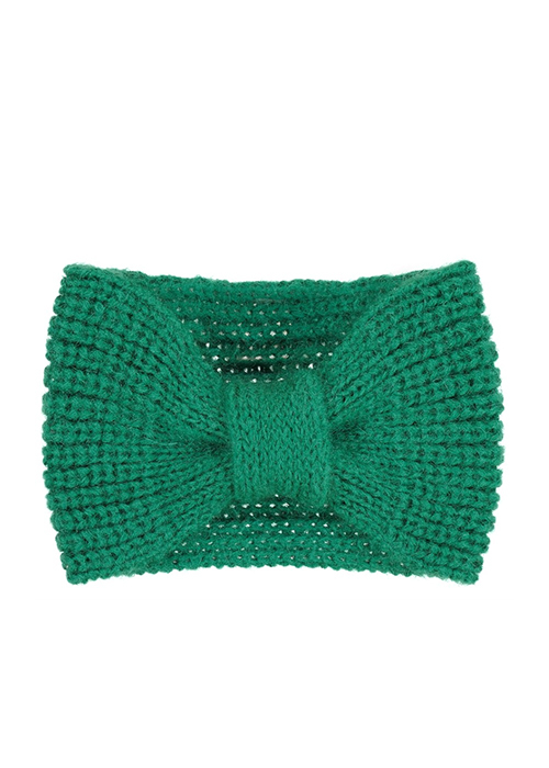 BACKSONDERGAARD HEADBAND GREEN