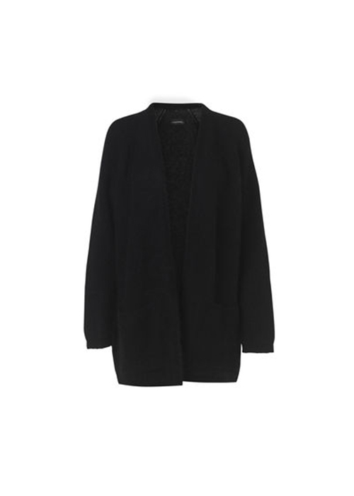 BY MALENE BIRGER BLACK CARDIGAN