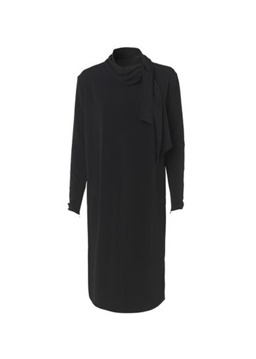 BY MALENE BIRGER BLACK DRESS