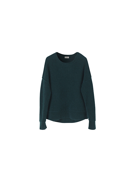 BY MALENE BIRGER GREEN PULLOVER