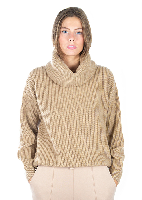 OPPORTUNO BEIGE SWEATER