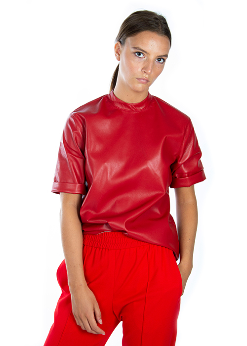 NANUSHKA RED TOP