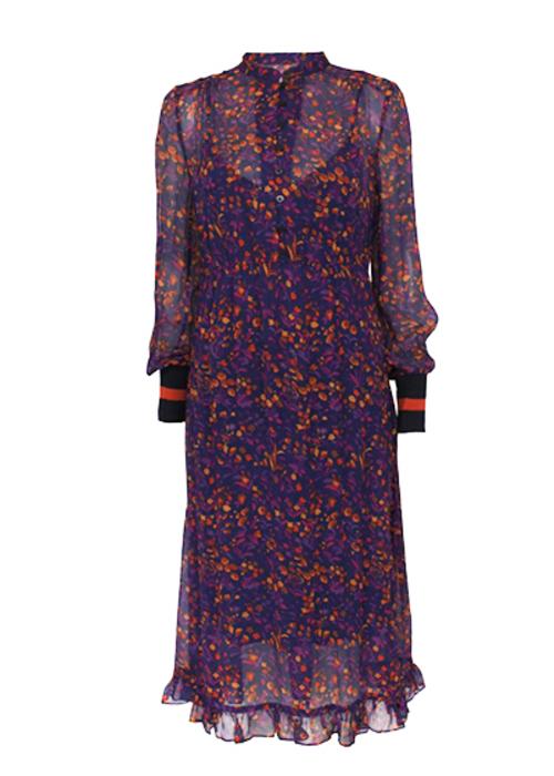 BAUM UND PFERDGARTEN FLOWER DRESS