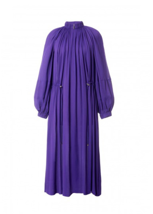 TIBI PURPLE DRESS