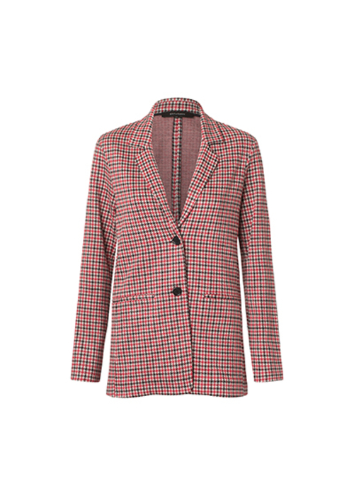 GRAUMANN CHECKED BLAZER