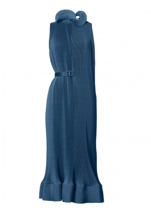 TIBI BLUE DRESS