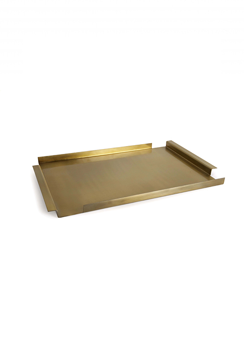 XL BOOM LARGE GOLDEN TRAY