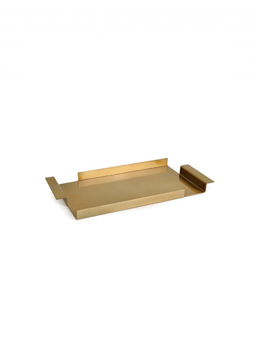 XL BOOM SMALL GOLDEN TRAY