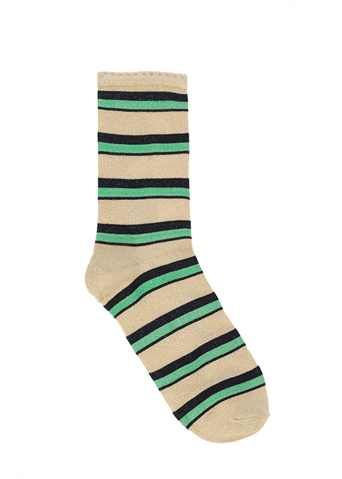 BECKSONDERGAARD SUMMER STRIPED GREEN