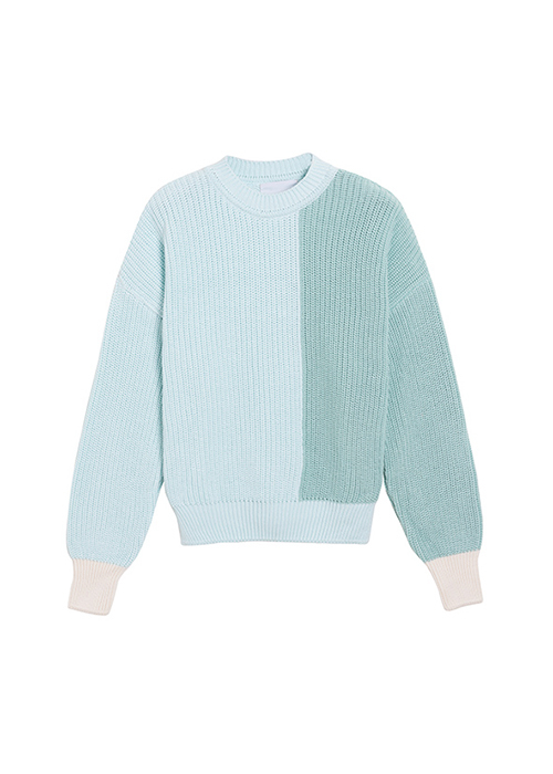 VALENTINE WITMEUR MINT SWEATER