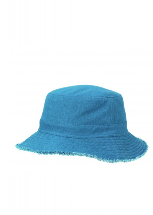 BECKSONDERGAARD DENIM HAT