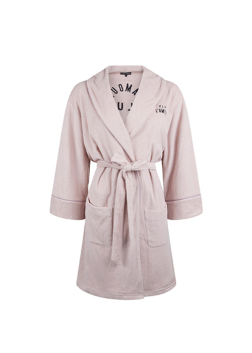 LOVE STORIES PINK ROBE