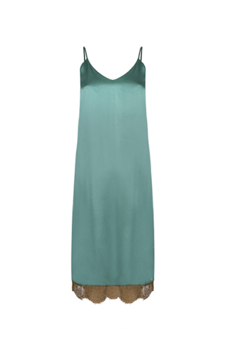 LOVE STORIES CATO SEAWEED DRESS