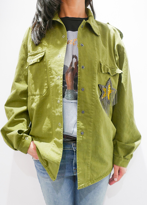L'EDITION KAKI JACKET