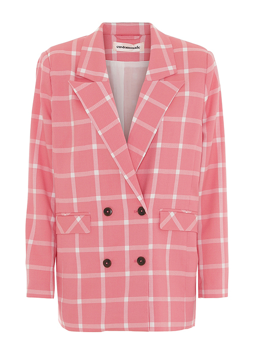 CUSTOMMADE PINK BLAZER