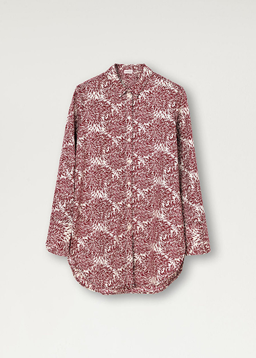 BY MALENE BIRGER PRINTED BLOUSE