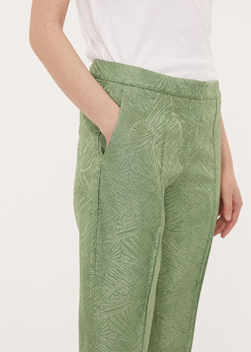 BY MALENE BIRGER GREEN PANTS