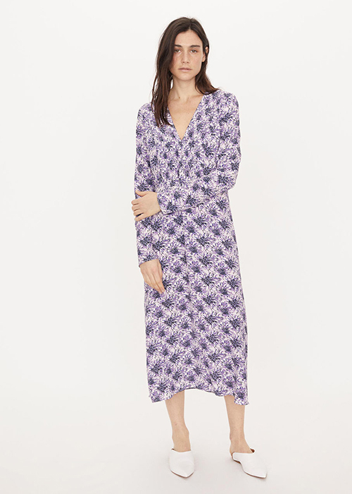 BY MALENE BIRGER LILA PRINTED DRESS