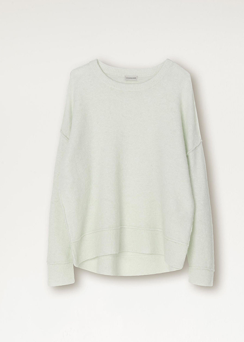BY MALENE BIRGER LIGHTGREEN PULLOVER