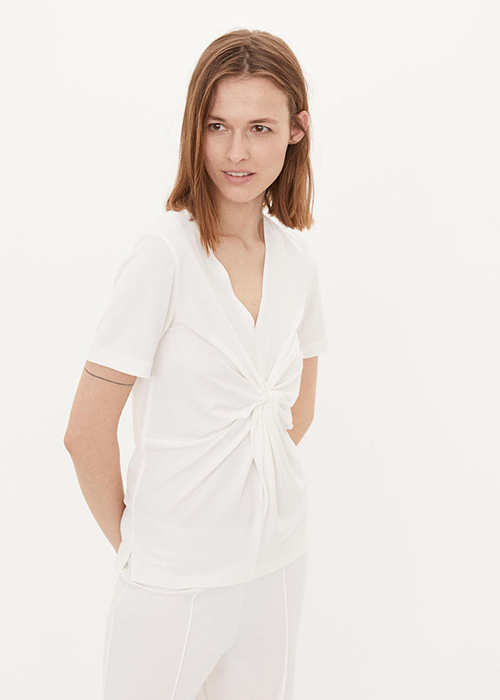 BY MALENE BIRGER WHITE TSHIRT