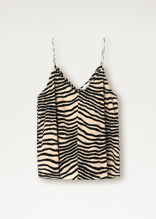 BY MALENE BIRGER PRINTED TOP
