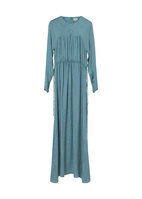 BY MALENE BIRGER LIGHT GREEN DRESS