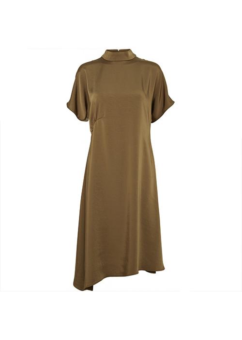 NORR KAKI DRESS