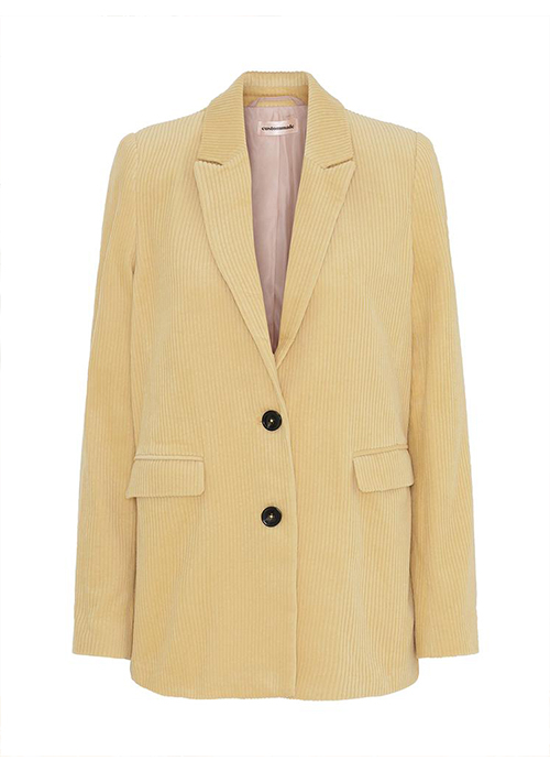 CUSTOMMADE YELLOW BLAZER