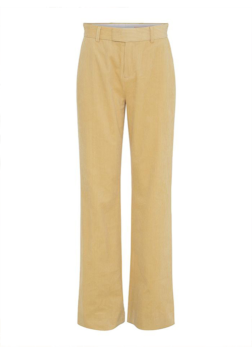 CUSTOMMADE YELLOW PANTS