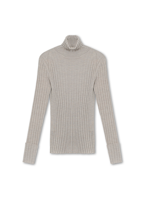 GRAUMANN GREY TURTLENECK