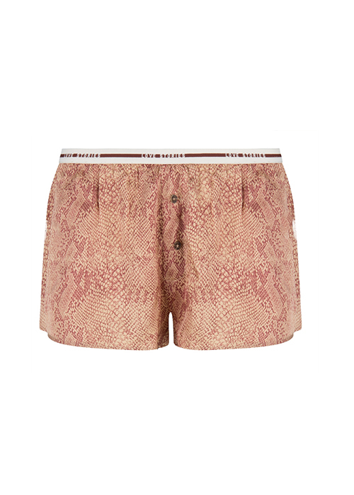 LOVESTORIES SUNDAY SNAKE SHORTS