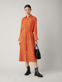 JOSEPH-Evie-Micro-Floral-Dress-CARROT-jf0034510561-2