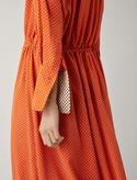 JOSEPH-Evie-Micro-Floral-Dress-CARROT-jf0034510561-4