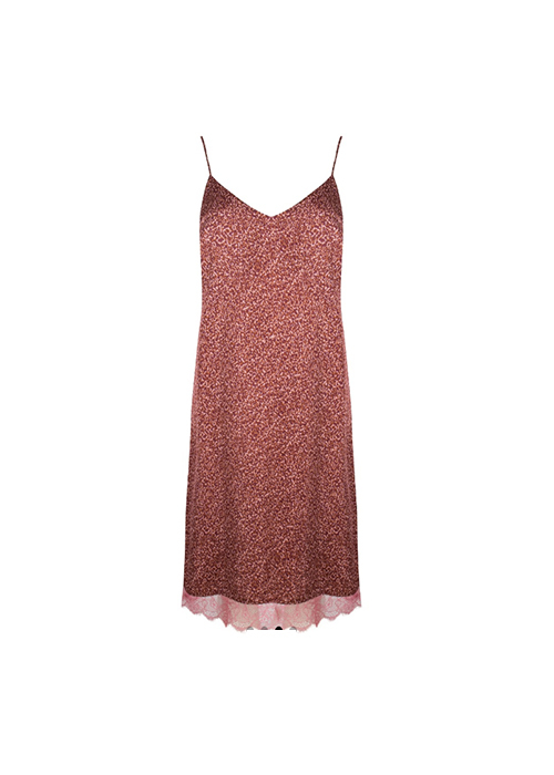 LOVESTORIES CATO BLUSH DRESS
