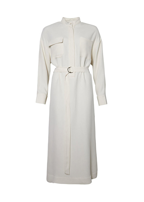 LOVECHILD OFF WHITE DRESS