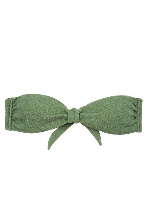 LOVESTORIES GREEN BIKINI TOP