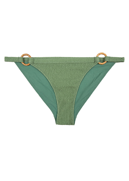 LOVESTORIES GREEN BIKNI BOTTOM