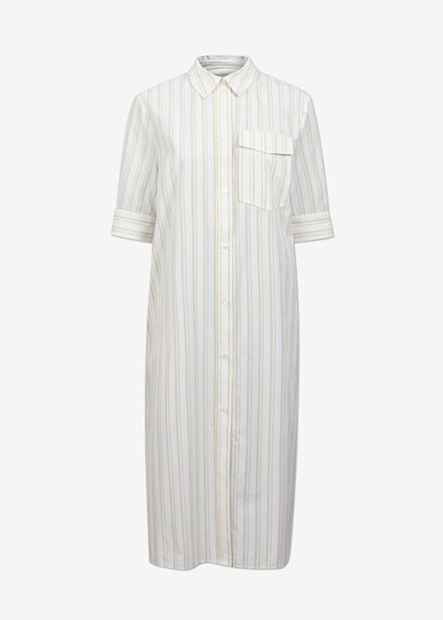BAUM UND PFERDGARTEN STRIPED SHIRT DRESS