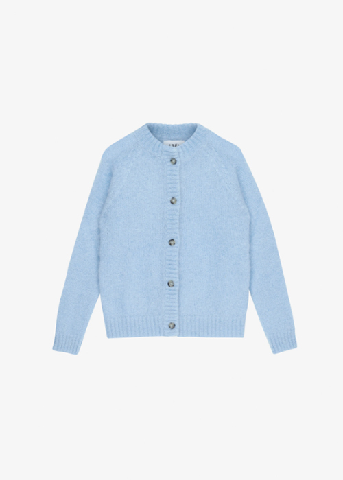 IBEN BLUE CARDIGAN
