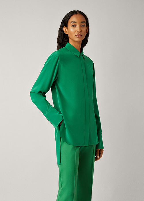 JOSPEH GREEN BLOUSE