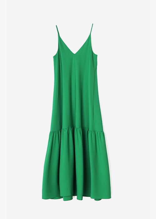 ALYSI GREEN DRESS